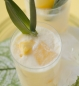 Stresszűző ananászturmix