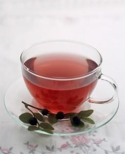 Cseresznye tea hideg őszi napokra